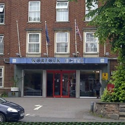 Comfort Inn & Norfolk Hotel, Birmingham, West Midlands