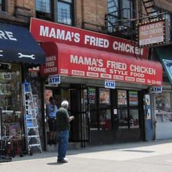Mama s fried chicken fast food harlem new york ny for Harlem food bar yelp