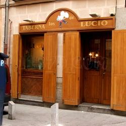Los Huevos de Lucio, Madrid, Spain