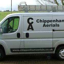 Chippenham Aerials, Chippenham, Wiltshire