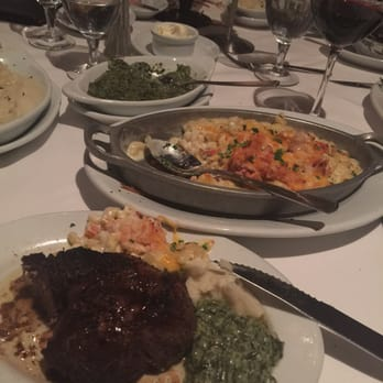 Ruth S Chris Steak House 544 Photos 551 Reviews Steakhouse Theater District New York