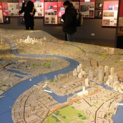 the 3D map of London