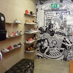 Converse Store, London