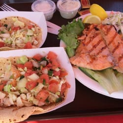 Malibu seafood fresh fish market patio cafe delicious for Malibu seafood fresh fish market patio cafe