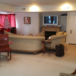 The Columbia Inn at Peralynna - Columbia, MD, États-Unis. The C suite
