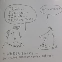 Trzesniewski, Wien, Niederösterreich, Austria