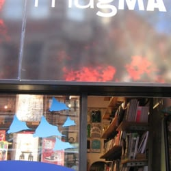 Magma, London
