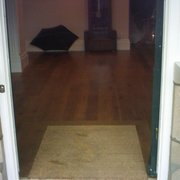 oak floor through 4 rooms inc floor…