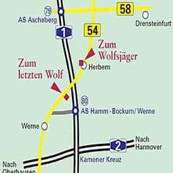 Zum letzten Wolf, Ascheberg, Nordrhein-Westfalen