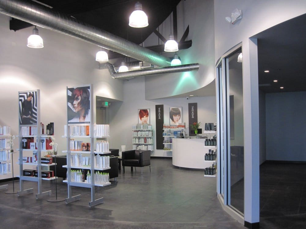 Ethan douglas paul mitchell salon closed hair salons for A salon paul mitchell