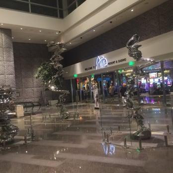 Reviews aria hotel casino las vegas