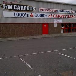 J & W Carpets, Falkirk
