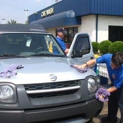 Simoniz Car Wash Bartlett Hours