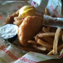 Applebee s american traditional hodgkins il yelp for Applebee s fish and chips