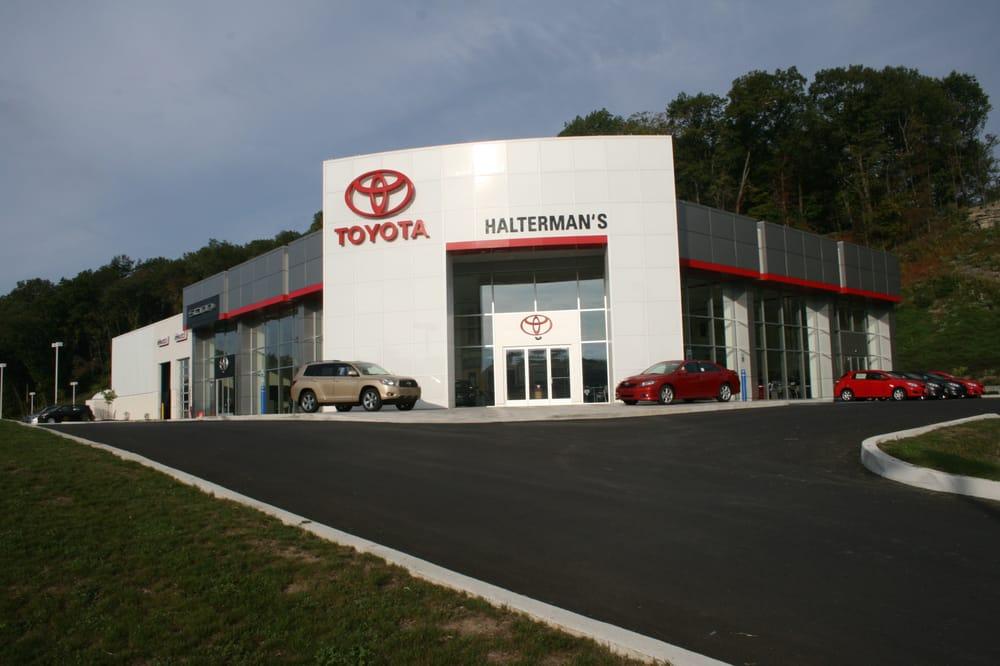 Toyota Dealers In Wilkes Barre Pa Halterman's Toyota Scion - Auto Repair - East Stroudsburg, PA