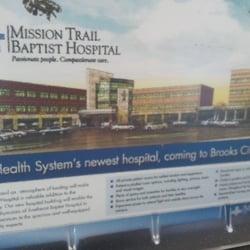 Mission Trail Baptist Hospital logo