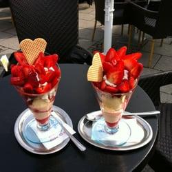Eiscafe Venezia, Weimar, Thüringen, Germany
