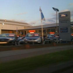 Dagenham Motors, Enfield, London