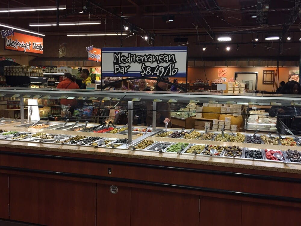 Wegmans grocery reviews photos yelp for Live food bar yelp
