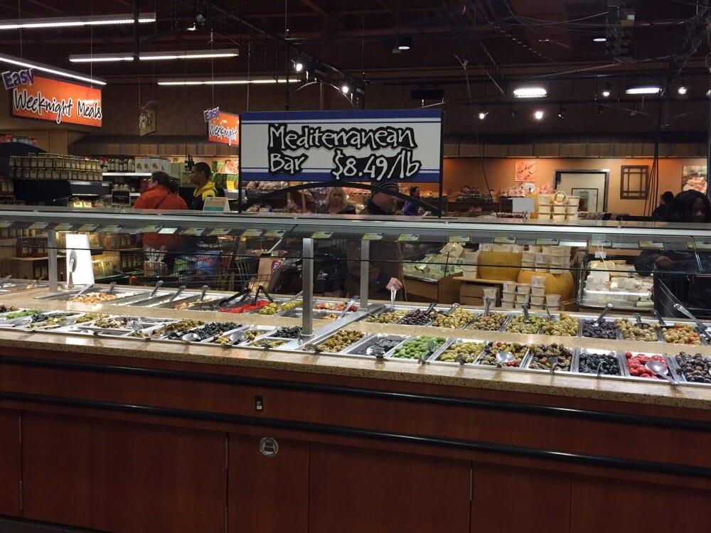 Wegmans grocery reviews photos yelp for Food bar wegmans