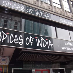 Spices of India, Birmingham, West Midlands