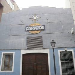 Sala Caracol, Madrid