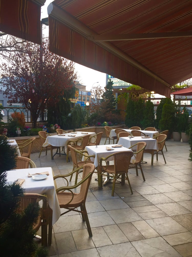 Veranda restaurant cafe 165 fotos mediterranes for Veranda englisch