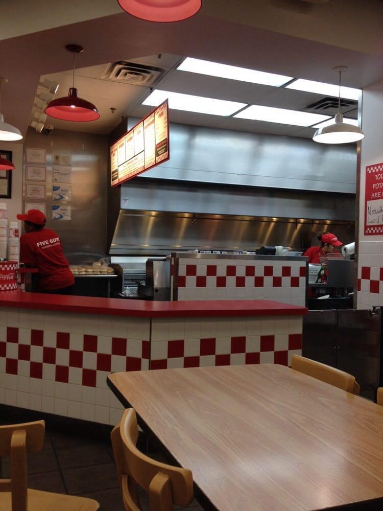 Fast Food Near Reston Va