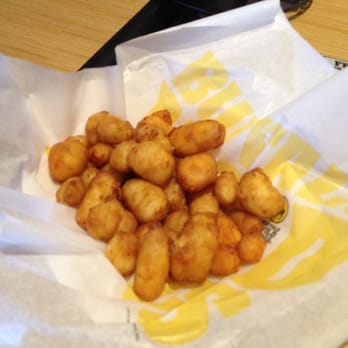 buffalo wild wings cheese curds