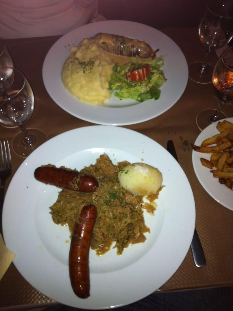 La bonne franquette french restaurants rennes france for Restaurant o 23 rennes