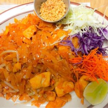 Thai Noodle Cafe Libertyville Menu