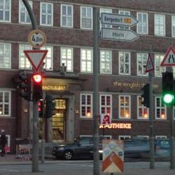 The English Theatre of Hamburg, Hamburg