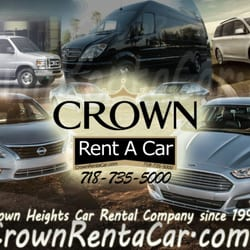 Crown Rent A Car - Crown Rent A Car in Crown Heights  718-735-5000 - Brooklyn, NY, Vereinigte Staaten