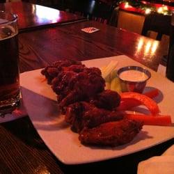Union Jack's - Wings, hot. - Arlington, VA, Vereinigte Staaten