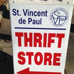 St Vincent De Paul Store 49 Photos Used Vintage