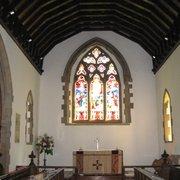The Lady Chapel - the original mediaeval…