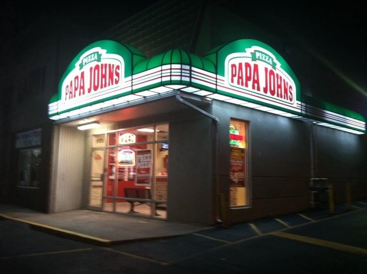 Papa John's Pizza - Pizza - Nottingham, MD - Reviews - Photos - Yelp