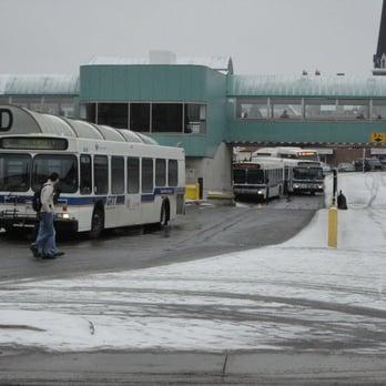 Charles St Transit Terminal Kitchener On