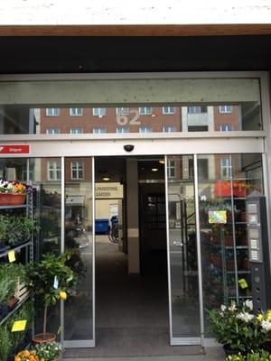 hotel nær forum københavn massage østerbrogade
