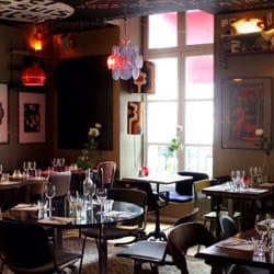 Chez Maman - Nantes, France. Photo de la salle