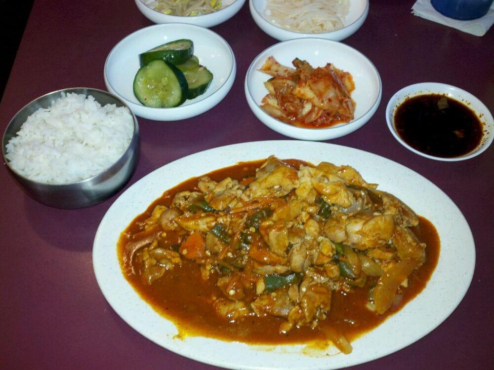 Seoul Garden Restaurant 16 Photos Korean Restaurants Panama City Fl United States