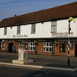Anchor Inn, Benfleet, Essex