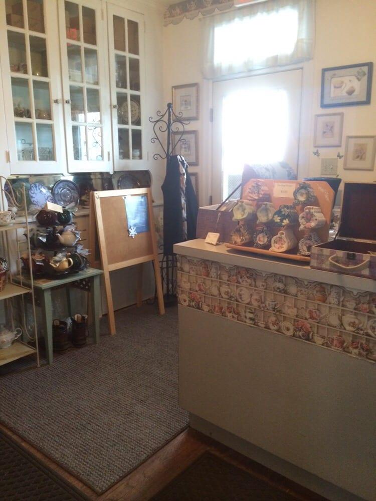 Tea Rooms Pottstown Pa