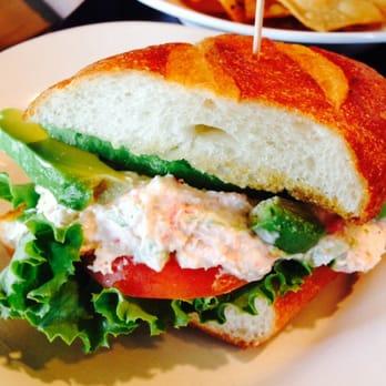 ... . Sebastian snow crab salad on sourdough (lunch special portion