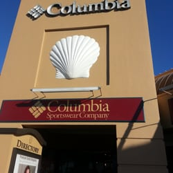 Columbia Sportswear Outlet Store - Travel Portland