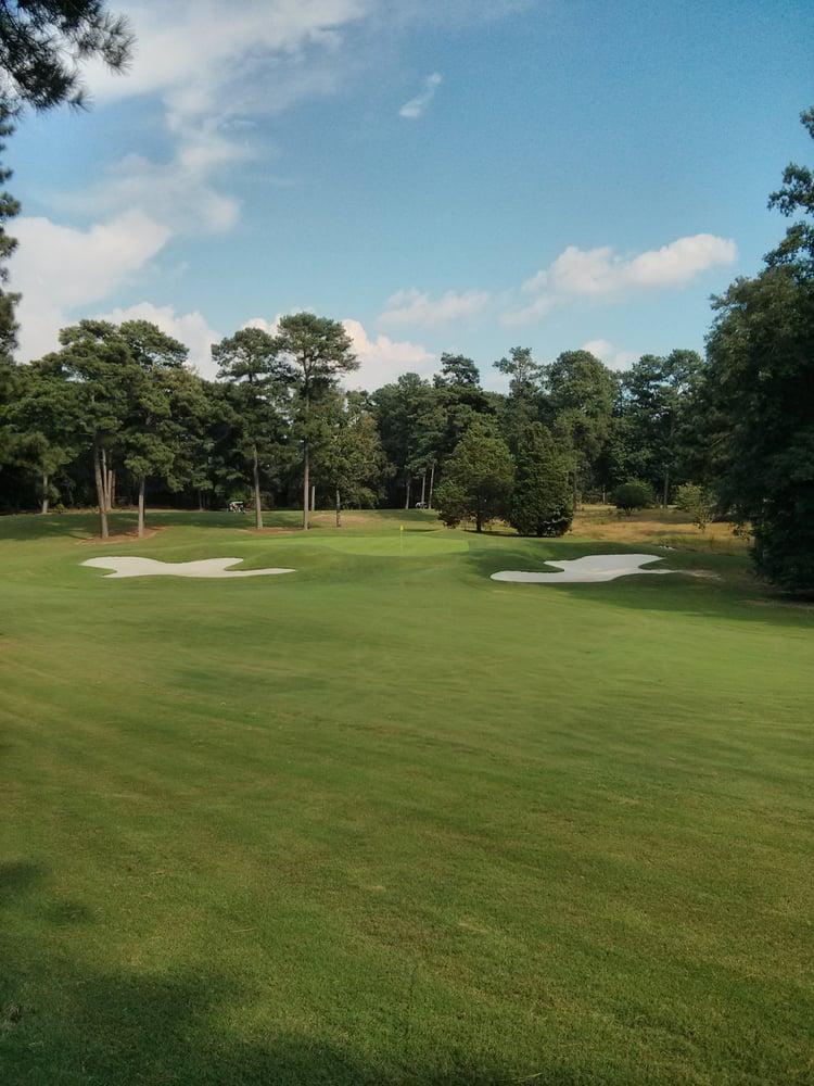 Stonemont Course, Hole 16, Par 3. | Yelp