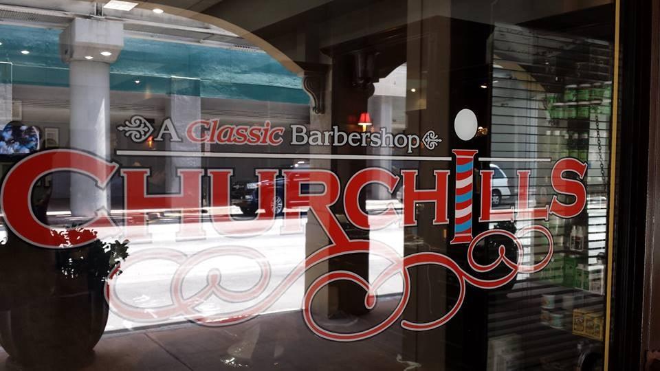 Barber Shop Downtown : Churchills Barber Shop - Churchills BarberShop Downtown Miami - Miami ...