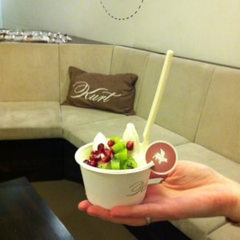 Frozen Yoghurt goodness at Kurt's in 1010