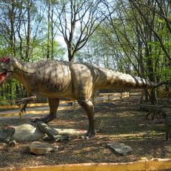 Dinosaurierpark Münchehagen, Rehburg-Loccum, Niedersachsen, Germany