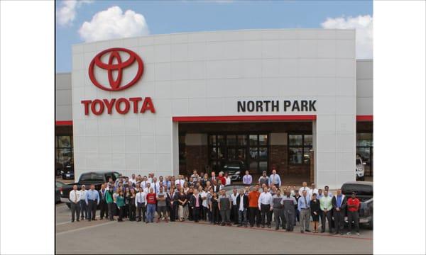 North Park Toyota Of San Antonio San Antonio Tx United